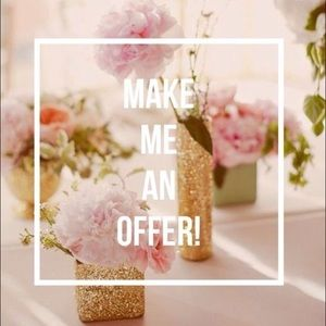 I'm Always Open To Offers!